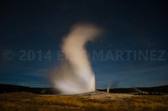 Old Faithful, Yellowstone NP, WY