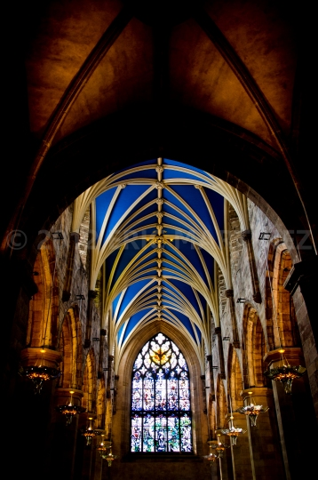 St. Giles Cathedral, Edinburgh, Scotland