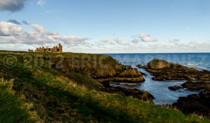 Slains Castle, Scotland