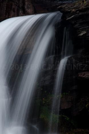 Bearing Falls, Glacier NP, MT