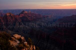 North Rim of Grand Canyon NP, AZ