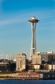 Space Needle, Seattle, WA