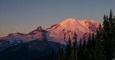 Sunrise at Mt. Rainier NP, WA