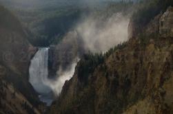 Lower Falls of the Yellowstone, Yellowstone NP, WY