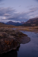Lamar Valley, Yellowstone NP, WY