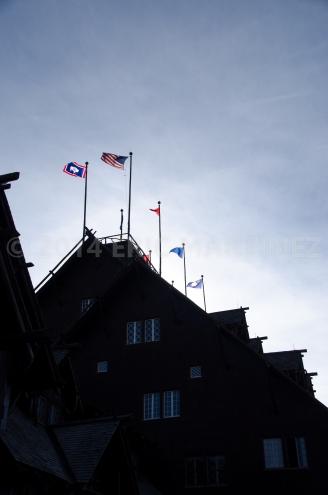 Old Faithful Inn, Yellowstone NP, WY