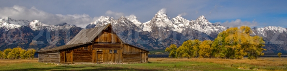 T. A. Moulton Barn, Grand Teton NP, WY