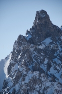 Aiguille de Fruit, Courchevel, France