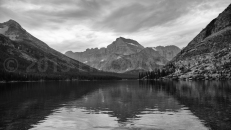 Lake Josephine and Mount Gould, Glacier NP, MT