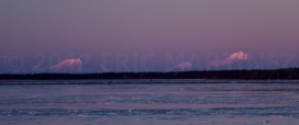 Denali (20,237 ft) from Anchorage, AK