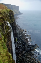Kilt Rock and Mealt Falls, Isle of Skye, Scotland