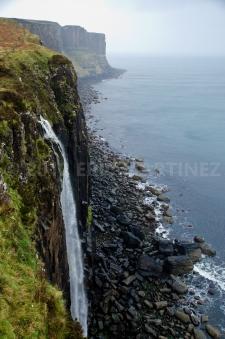 Kilt Rock and Mealt Falls, Isle of Skye, Scotland