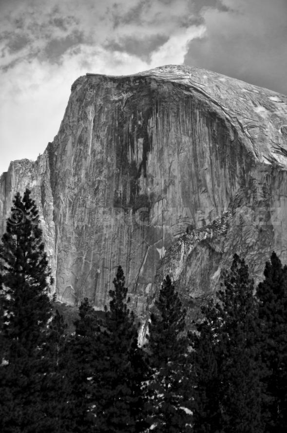 Half Dome, Yosemite NP, CA