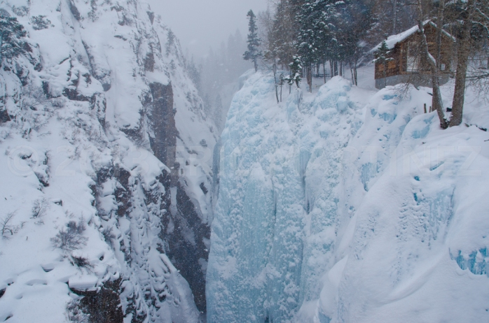 Ouray Ice Park, Ouray, CO