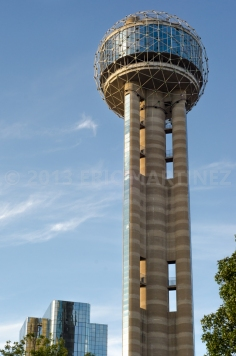 Reunion Tower, Dallas, TX