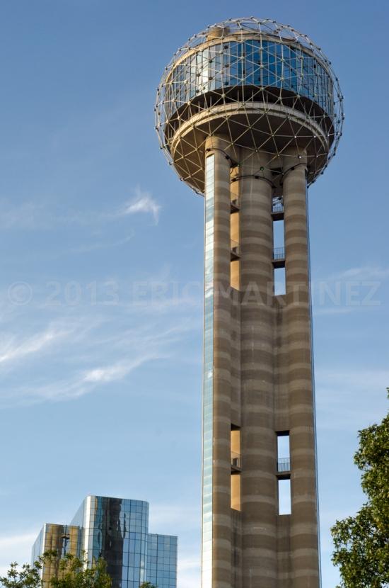 Reunion Tower, Dallas, TX