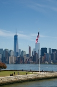 One World Trade Center & Ellis Island, NY