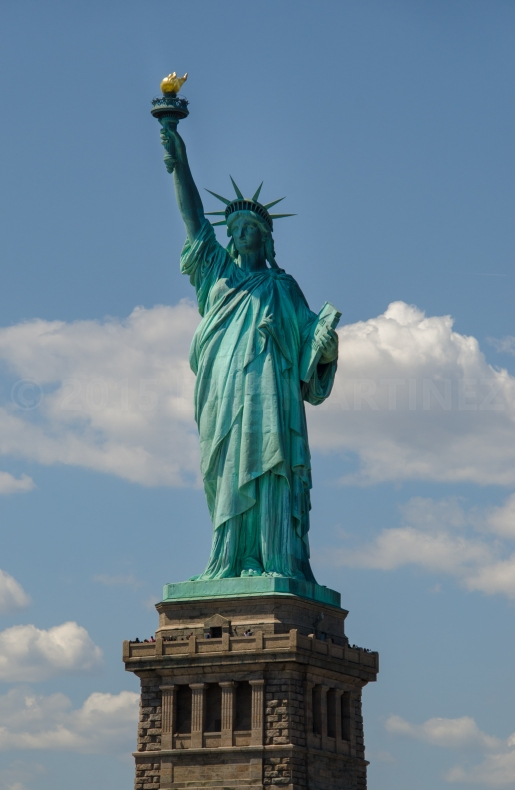 Statue of Liberty NM, NY
