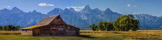T. A. Moulton Barn, Grand Teton NP, WY