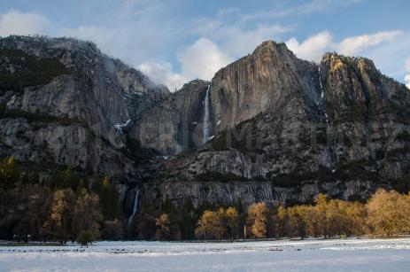 Yosemite Falls, Yosemite NP, CA