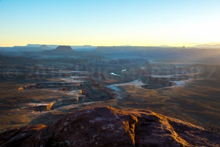 Green River Overlook, Canyonlands NP, UT