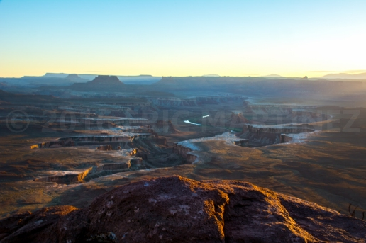 Green River Overlook, Canyonlands NP, UT