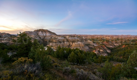 Theodore Roosevelt NP, ND
