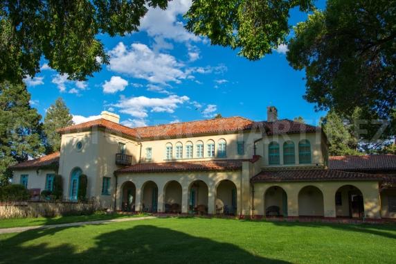 Villa Philmonte, Philmont Scout Ranch, NM