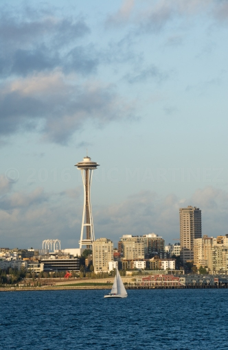 Space Needle, Seattle, WA