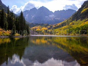 Maroon Bells, CO