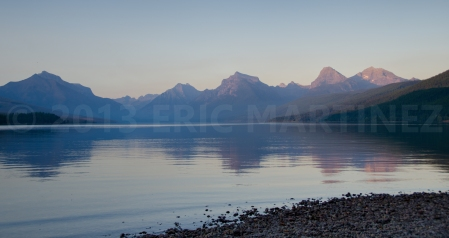 Lake McDonald, Glacier NP, MT