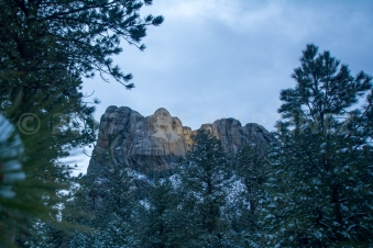 Mount Rushmore National Monument, SD
