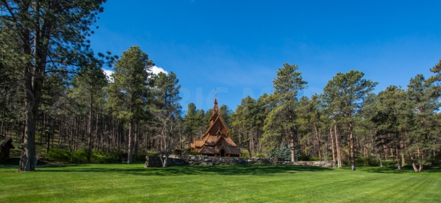 Stavkirke Chapel, Rapid City, SD