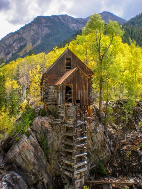 Crystal Mill, CO