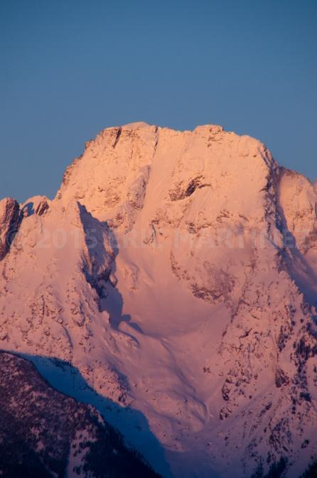 Mt. Moran, Grand Teton NP, WY
