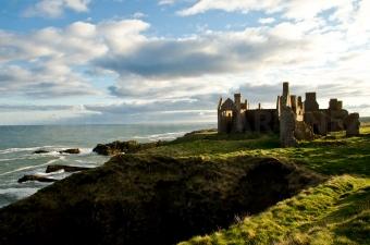 Slain's Castle, Scotland