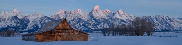 T.A. Moulton Barn, Grand Teton NP, WY