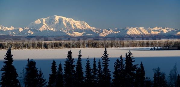 Mt. Blackburn, Wrangell-St. Elias NP, AK