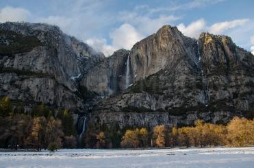 Yosemite Falls, CA