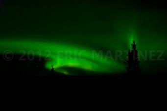 Aurora Borealis in Minnesota