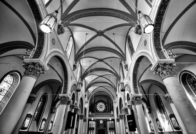 Cathedral Basilica of St. Francis of Assisi, Santa Fe, NM
