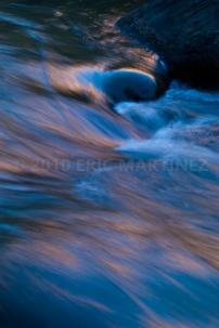 Virgin River, Zion NP, UT