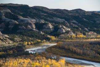 Theodore Roosevelt National Park, North Dakota