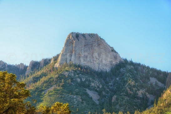 Tooth of Time, Philmont Scout Ranch, New Mexico
