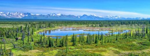 Alaska Range, AK