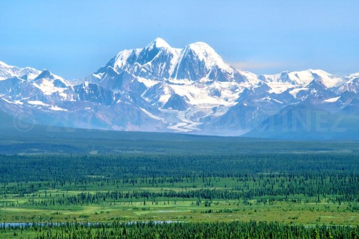 Mt. Hayes, Alaska