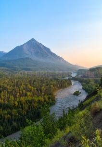 Matanuska River, AK