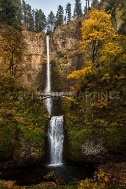 Multnomah Falls, OR