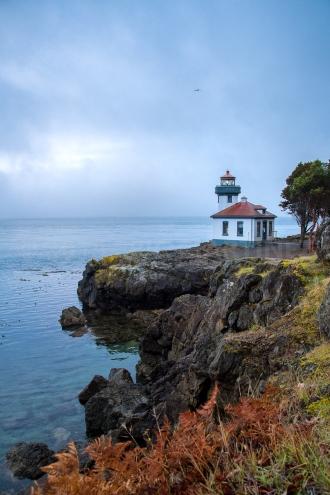 San Juan Islands, WA