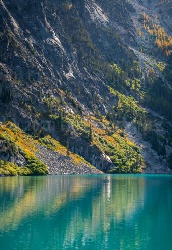Colchuck Lake, WA